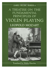 A Treatise on the Fundamentals of Violin Playing