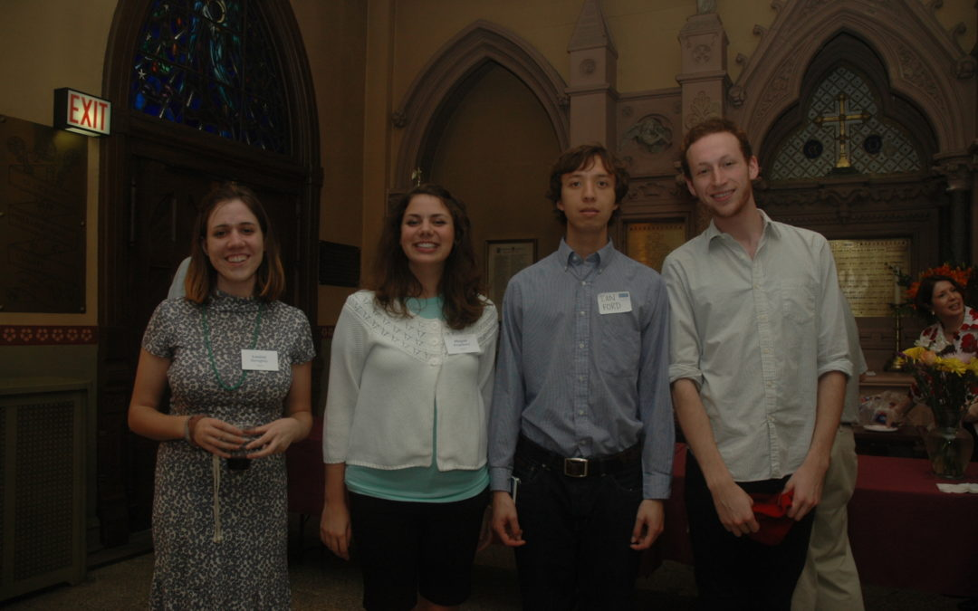 Thoughts from the Managing Director: Introducing the 2008 Summer Interns