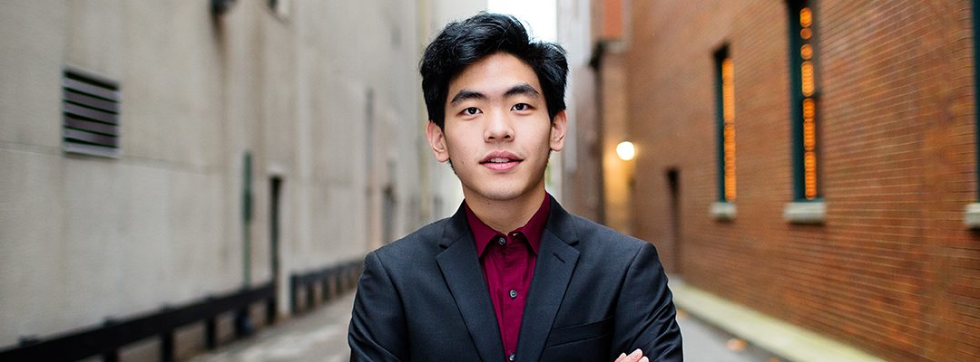 Hess Alumnus wins bronze in The Cliburn!