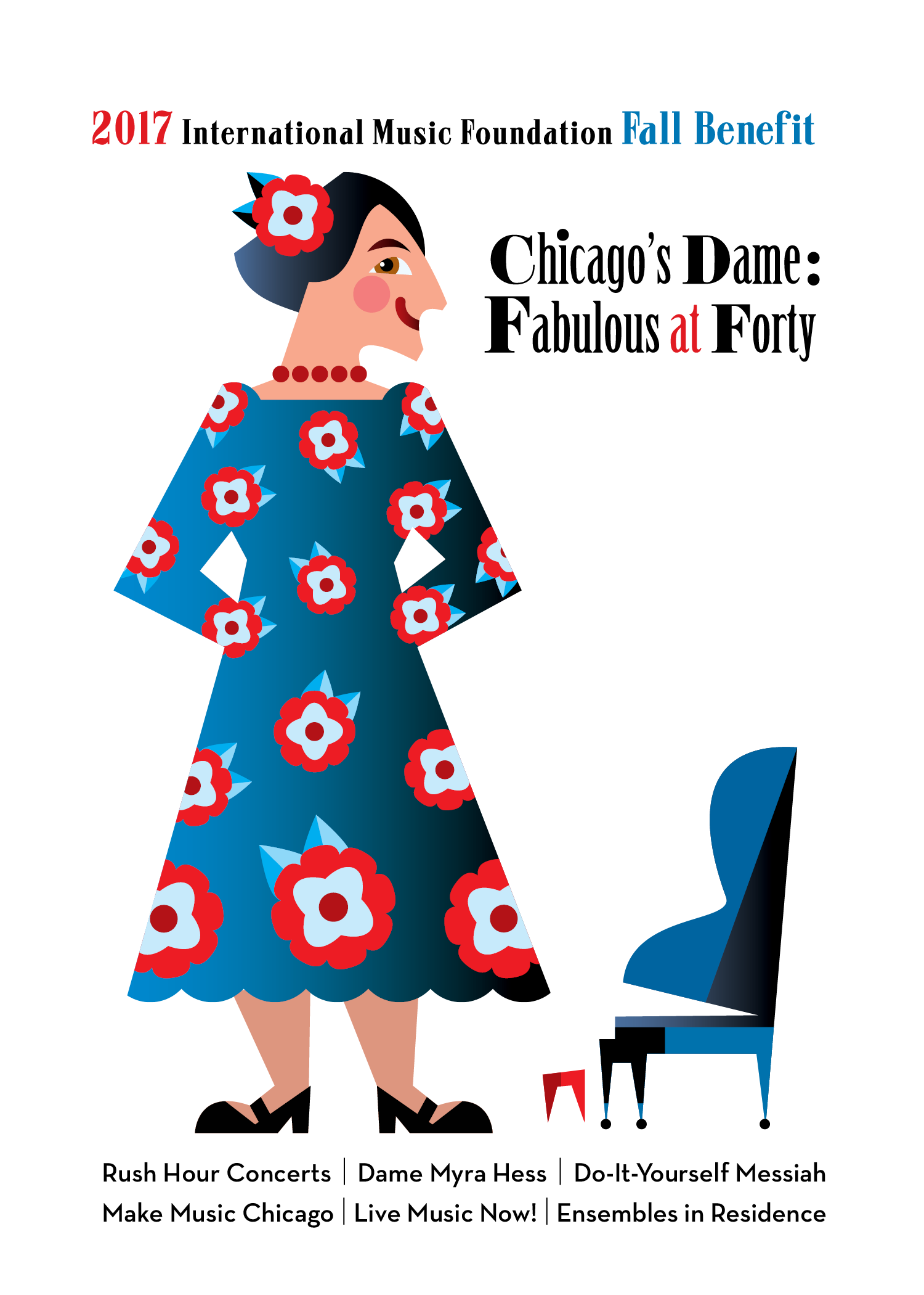 Chicagos dame fabulous at forty international music foundation event details the international music foundation solutioingenieria Images